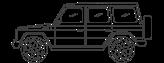 vehiculo mercedes SUV 4x4