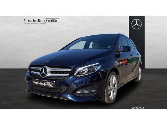 Mercedes-benz clase b 180 d 85 kw (116 cv)