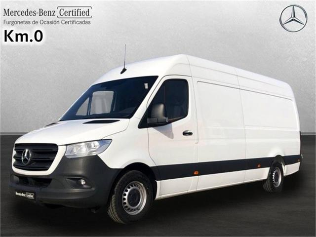 Mercedes-benz sprinter furgon 314 cdi largo 3.5t techo alto 105 kw (143 cv)