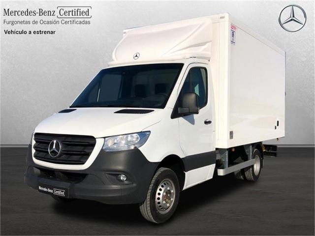 Mercedes-benz sprinter furgon 311 cdi medio 3.5t techo alto 84 kw (114 cv)