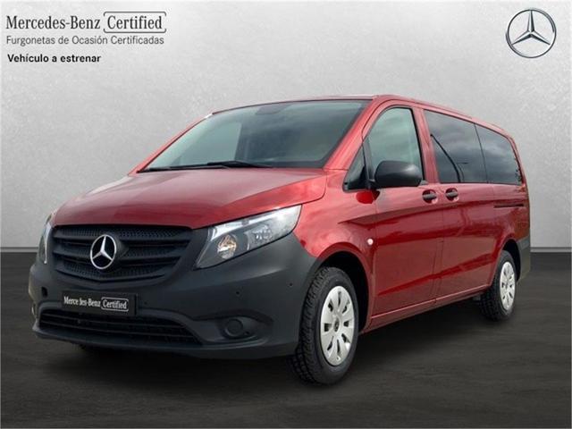 Mercedes-benz vito 114 cdi tourer pro larga 100 kw (136 cv)