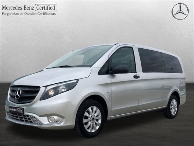 Mercedes-benz vito combi 114 cdi tourer select larga 100 kw (136 cv)