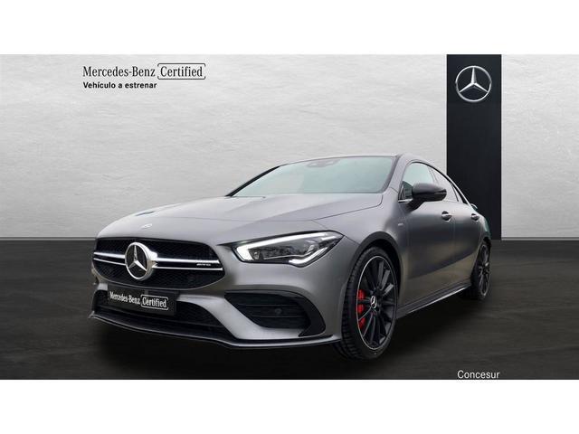 Mercedes-benz clase cla 200 d 110 kw (150 cv)