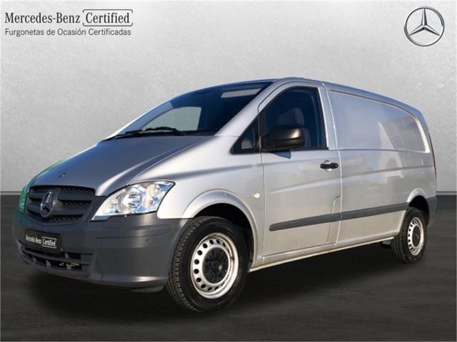 Mercedes-benz vito 113 cdi compacta 100kw (136cv)