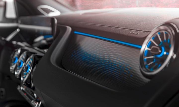 Mercedes-EQA seguridad