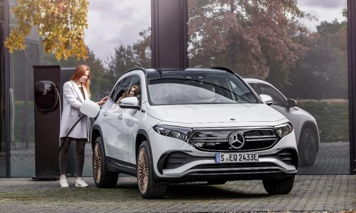 Mercedes-EQA precios
