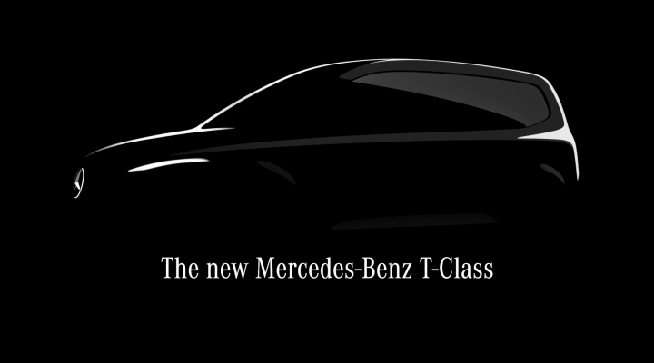 Mercedes Clase T