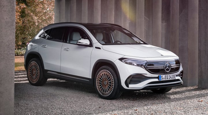 Nuevos Mercedes 2021