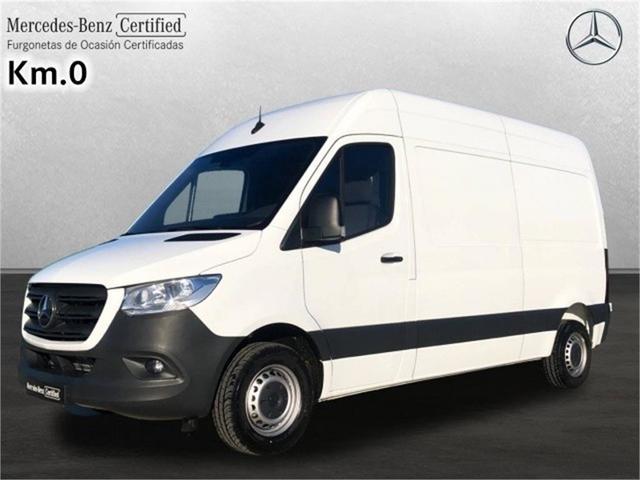 Mercedes-benz sprinter furgon 314 cdi medio 3.5t t. alto  105 kw (143 cv)