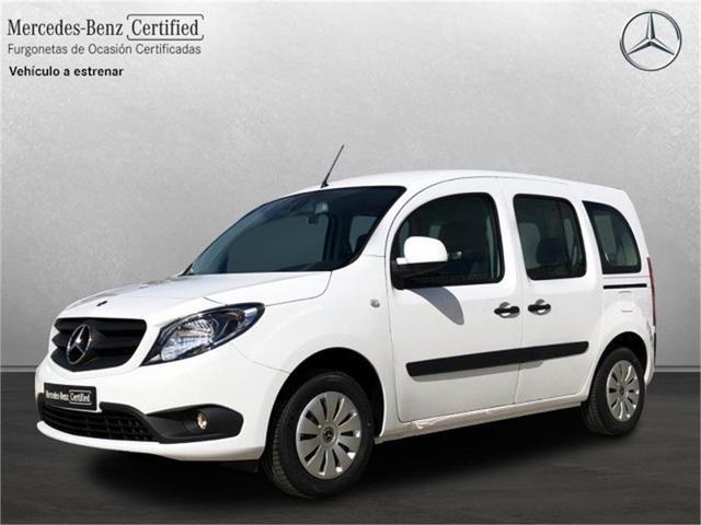 Mercedes-benz citan furgon 109 cdi largo 70 kw (95 cv)