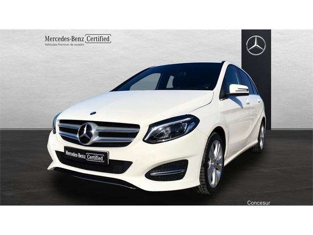Mercedes-benz clase b 200 d urban 100 kw (136 cv)