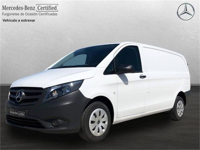 Mercedes-benz vito furgon 110 cdi td pro larga 75 kw (102 cv)