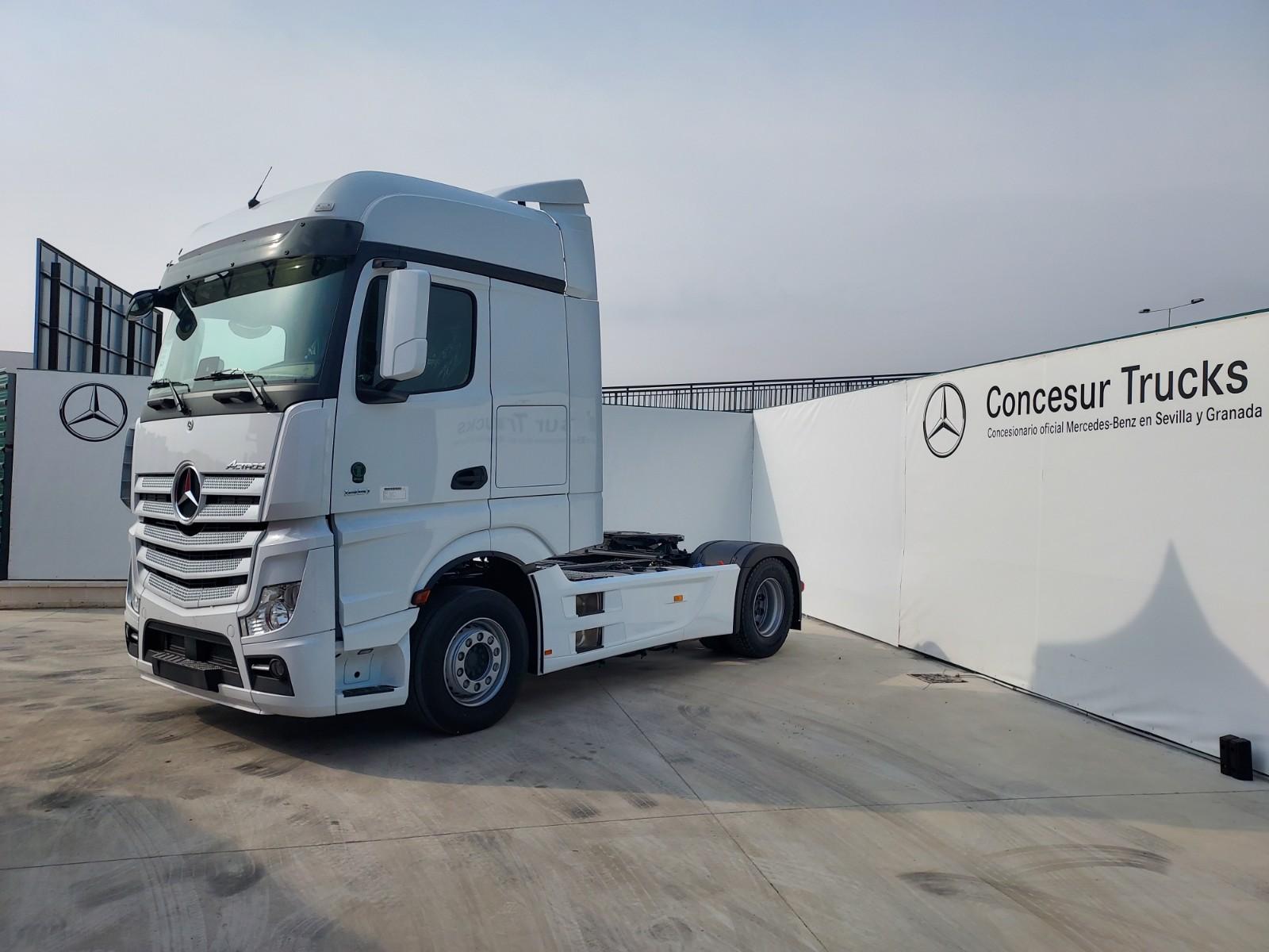 Mercedes Actros 1851LS nuevo de entrega inmediata