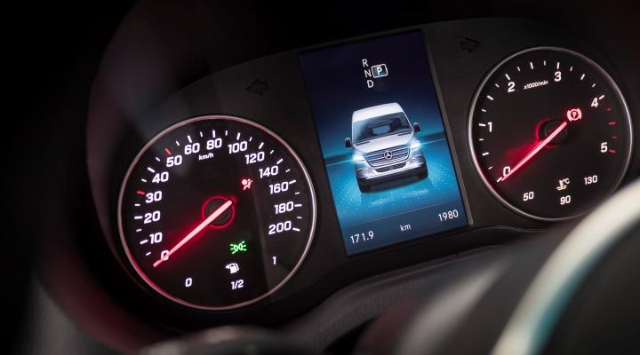 Furgonetas Mercedes Benz seguridad