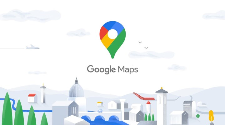 Google Maps Android Auto