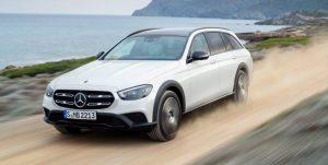 Mercedes 4MATIC: qué es, cómo funciona y qué modelos lo equipan