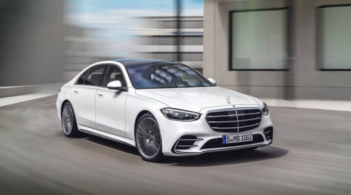 Tracción total Mercedes
