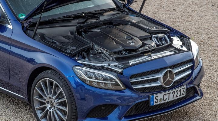 motores Mercedes Clase C 2021