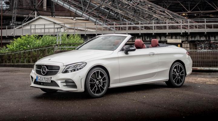 Mercedes Clase C Cabrio 2021