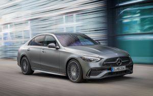 Presentación del nuevo Mercedes Clase C: elegancia sofisticada