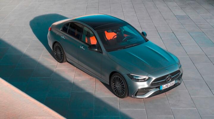 Nuevo Mercedes Clase C 2021