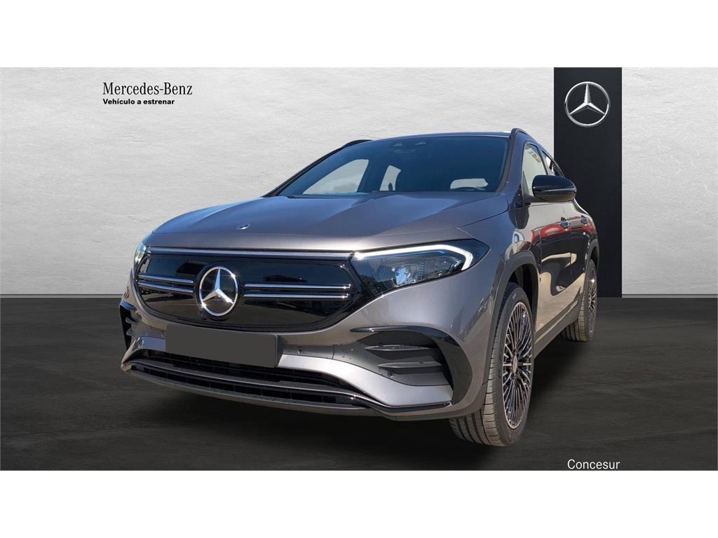 Mercedes-benz eqa eqa 250