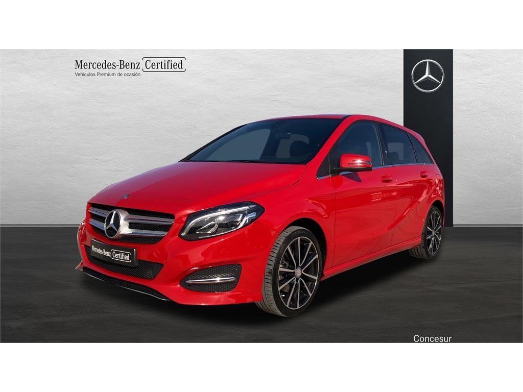 Mercedes-benz clase b b 200 d