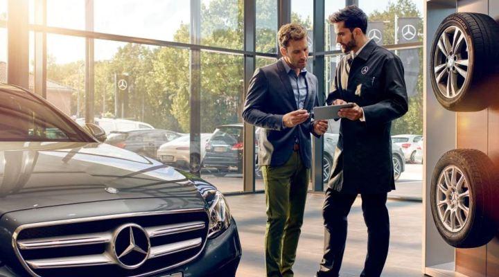 Mantenimiento B Mercedes Benz
