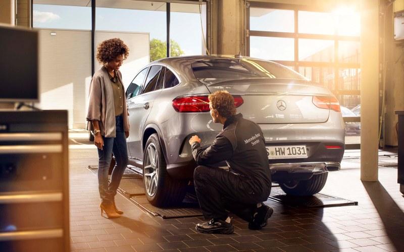Mantenimiento B de Mercedes Benz: ¿qué incluye y qué precio tiene?
