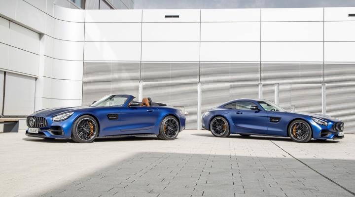 Mercedes AMG GT Coupé/Roadster