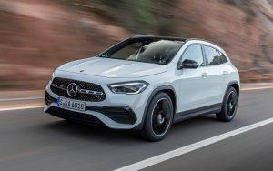 Mercedes GLA 2021: cambios, nuevos motores y precios