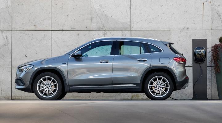 Mercedes GLA 2021
