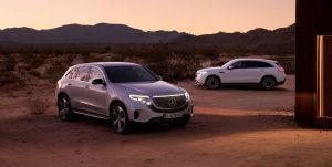 Mercedes eléctricos: todos los modelos de 2021