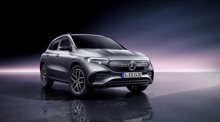 Nuevo Mercedes EQA