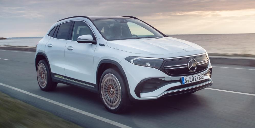 Nuevo Mercedes EQA: características, equipamiento y precios
