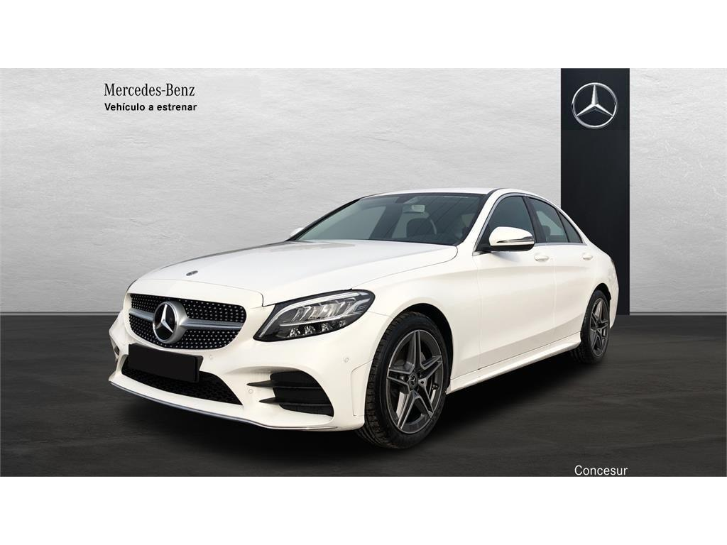 Mercedes-benz clase c c 220 d