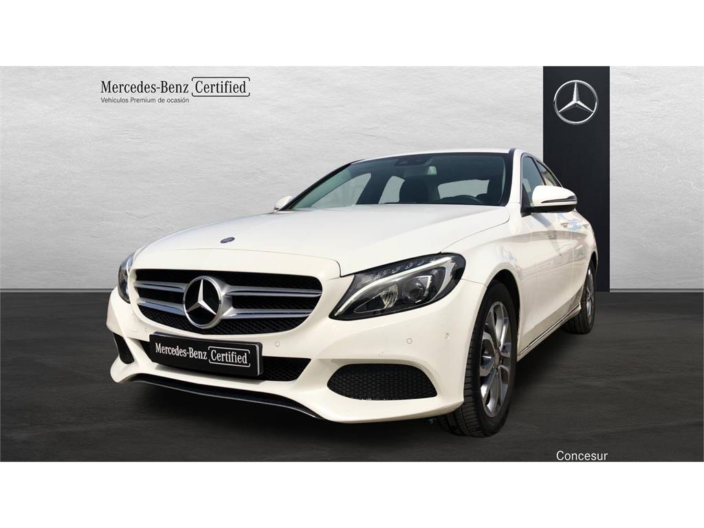 Mercedes-benz clase c c 220 bluetec