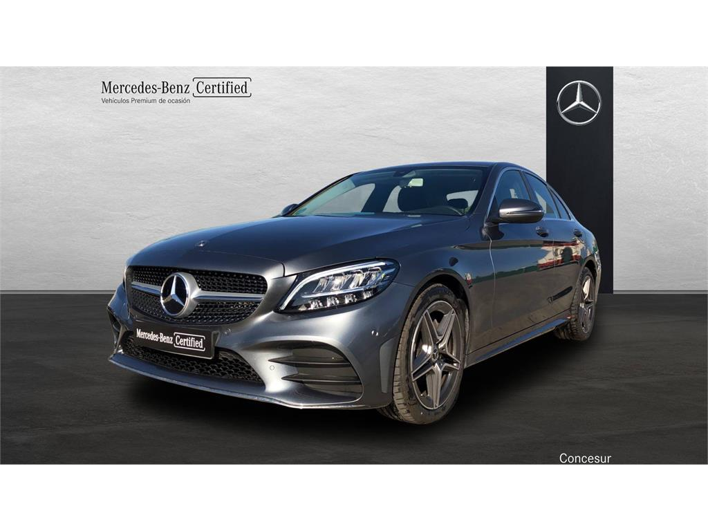 Mercedes-benz clase c c 200 d