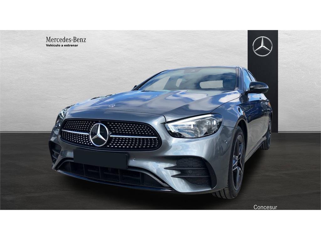 Mercedes-benz clase e e 220 d