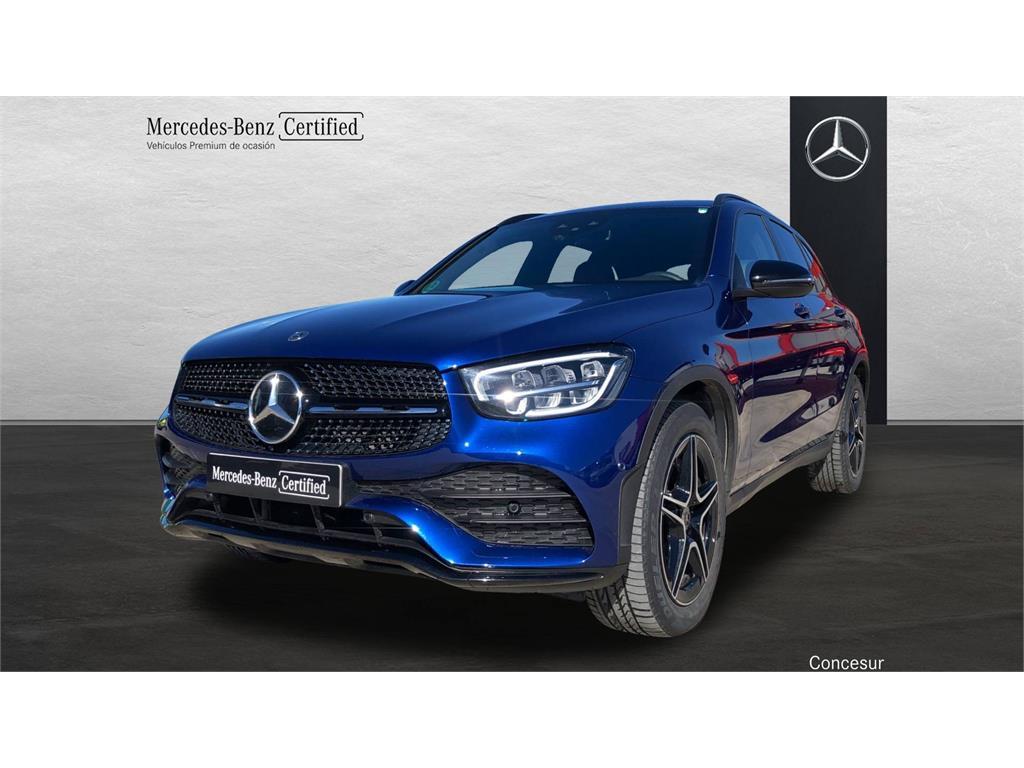 Mercedes-benz clase glc glc 200 d 4matic