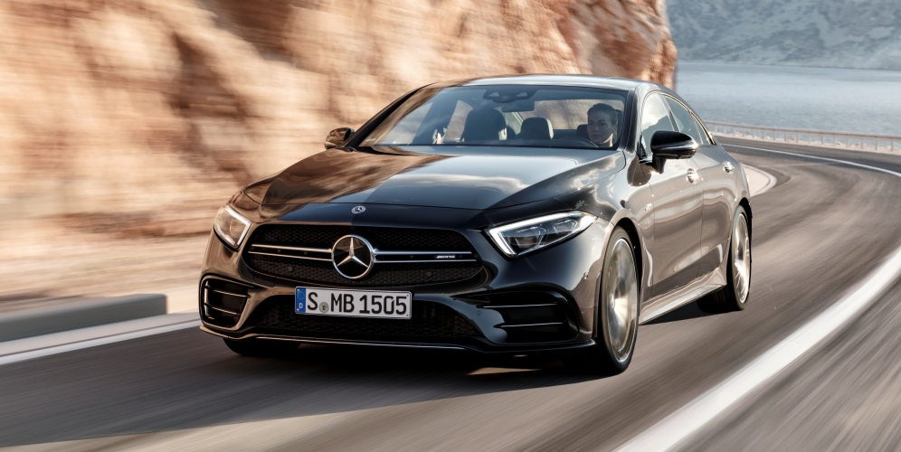 Mercedes EQ Boost: qué es, cómo funciona y ventajas