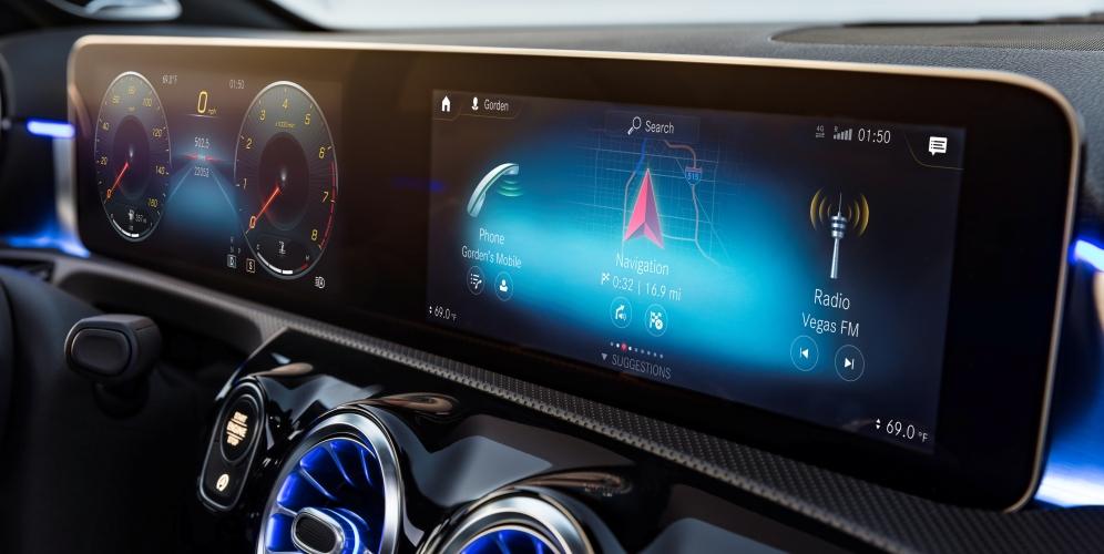 MBUX de Mercedes: funcionamiento y trucos