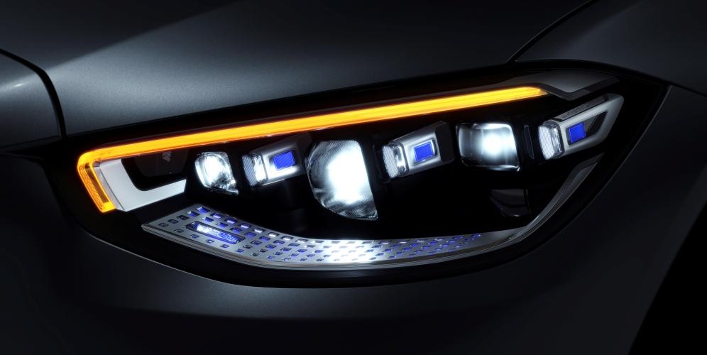 Mercedes Digital Light: la tecnología de iluminación del futuro