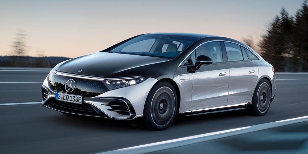 Nuevo Mercedes EQS: el concepto del lujo se vuelve eléctrico