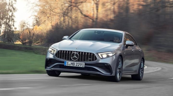Nuevo Mercedes Benz CLS 2021