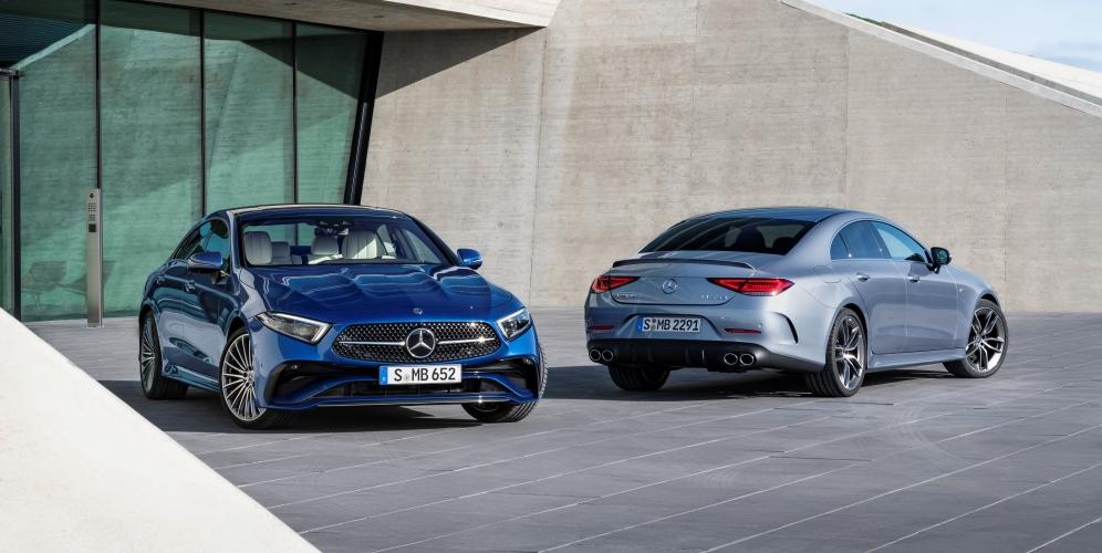 Nuevo Mercedes Benz CLS 2021: más deportividad y personalización