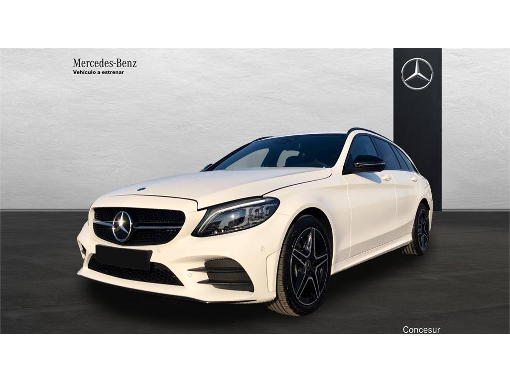 Mercedes-benz clase c c 200 d estate