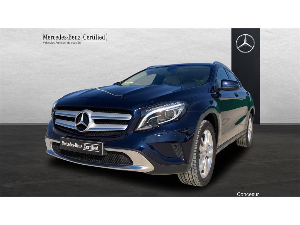 Mercedes-benz clase gla gla 200 d