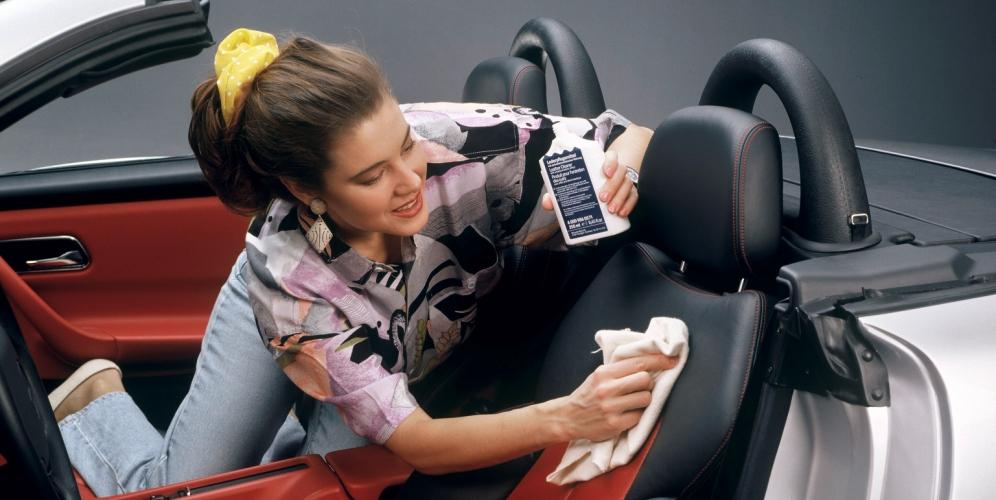 Cómo desinfectar el coche: productos y consejos