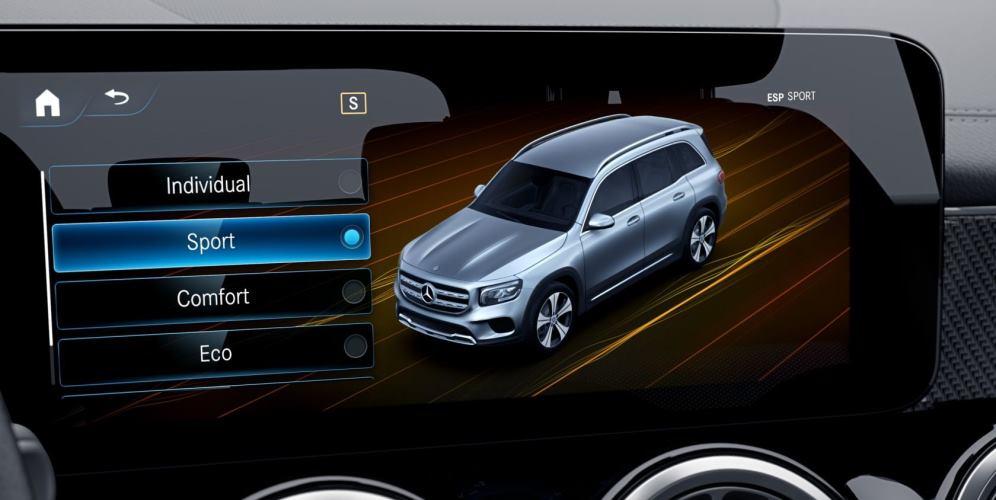 Mercedes DYNAMIC SELECT: ¿cómo funcionan los modos de conducción?